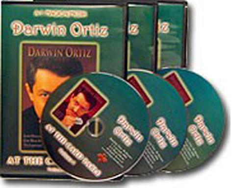 Card Magic DVD - 115 sets