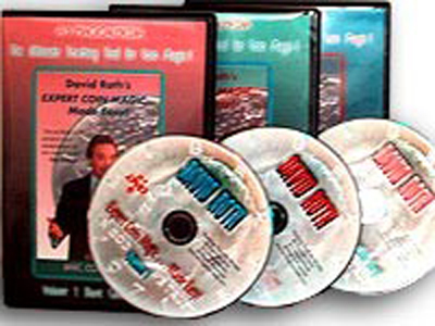 Coin Magic DVD - 7 sets