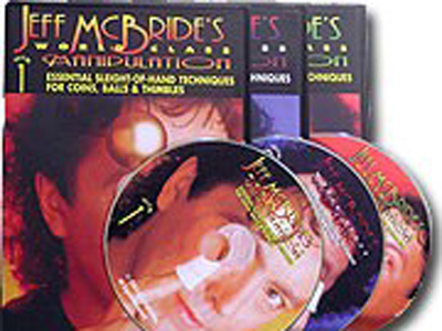 Stage Magic DVD - 22 sets