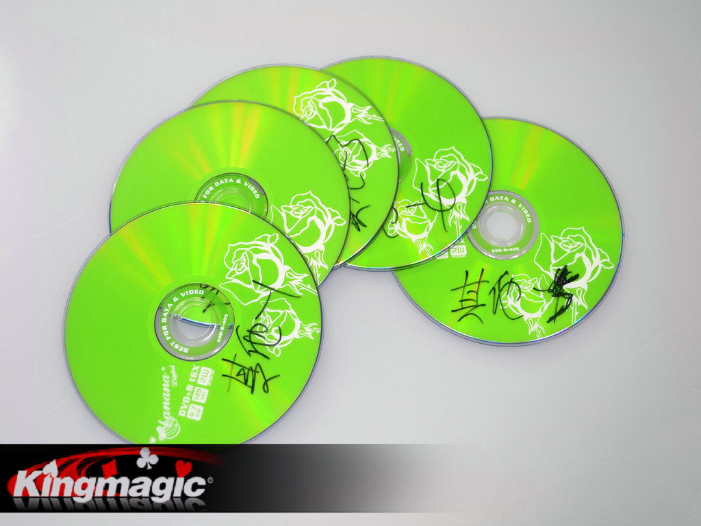 Other Magic DVD - 66 sets