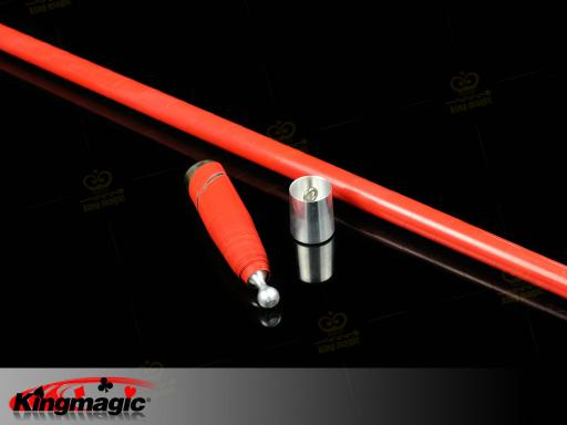 Vanishing Cane (Red) Metal - Click Image to Close