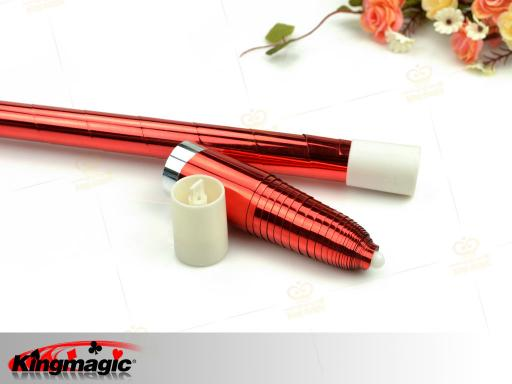 Plastic Vanishing Cane korea (Red)