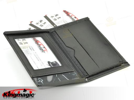 Magic Fire Card Holder