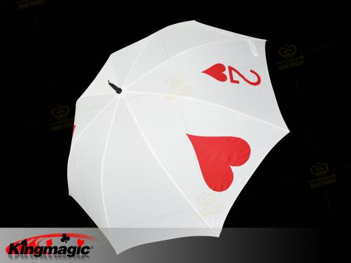 Umbrella thru Cards