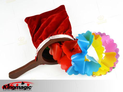 Double Magic Bag Change bag (With Compression Flower)