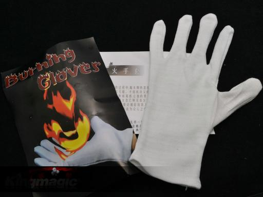 Fire Gloves (White colour)