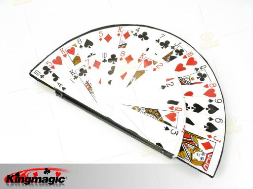 CARD FAN to Card Top Hat High quality !