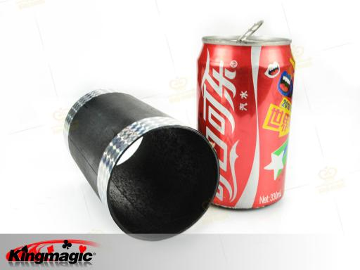 Vanishing Coke Can
