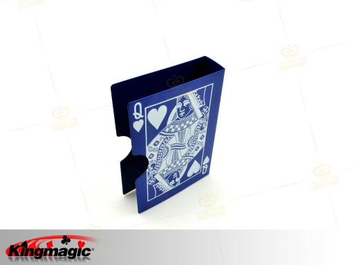 Bicycle Card Protector Aluminum - Prediction (Blue)