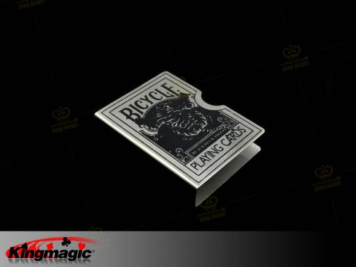 Steel Tiger Card Protector (Black)
