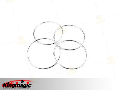 Chinese Linking Rings (9CM)