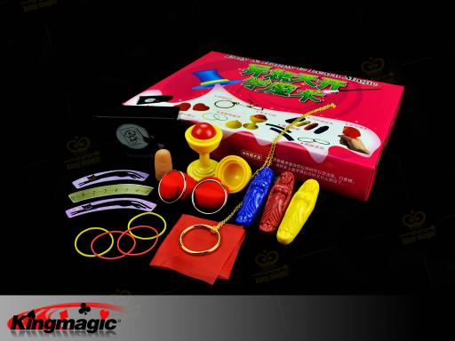 Whimsical Magic Sets (Red)