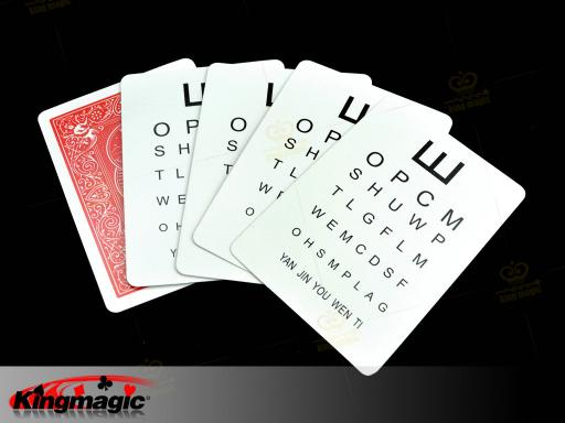 Eyes Test Cards