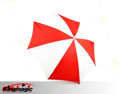 Red White Umbrella Production (Medium)