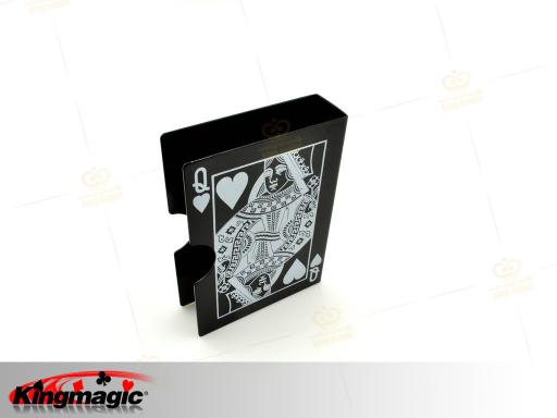 Bicycle Card Protector Aluminum - Prediction (Black)