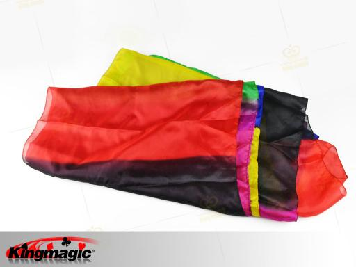 Rainbow Silk Streamer (45CM*1000CM)