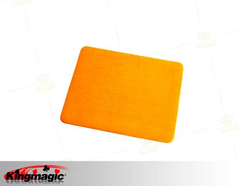 Card Mat Yellow Standard Size