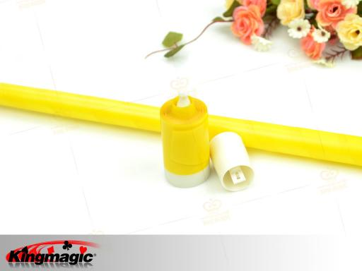 Plastic Vanishing Cane (Yellow)