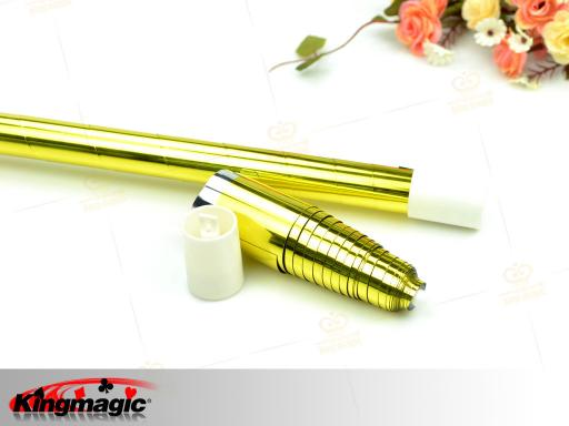 Plastic Vanishing Cane (Bright Yellow)
