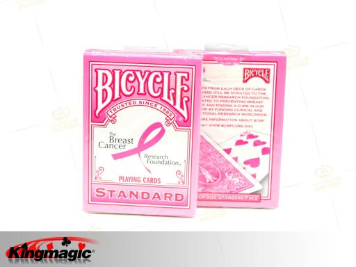 Bicycle Breast Cancer Pink Ribbon