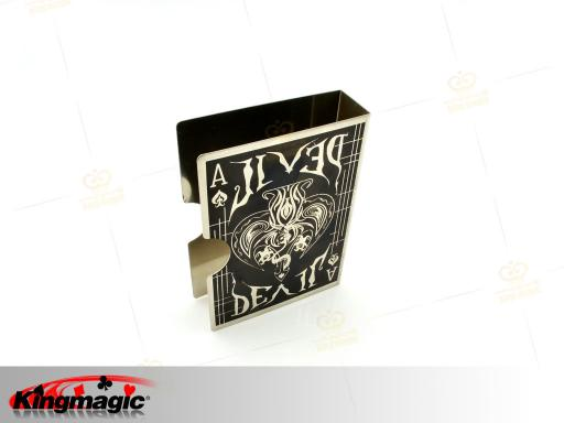 Steel Devil Card Protector