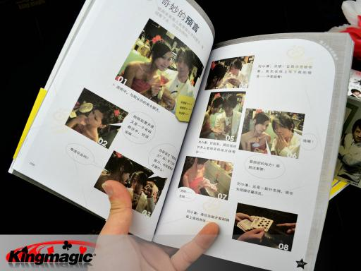 Lu Chen Magic Book Of Man Study Chinese - Click Image to Close