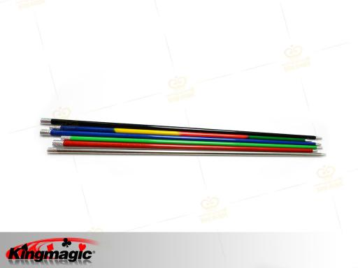 Mahka Appearing Cane rainbow (4 Color) Metal