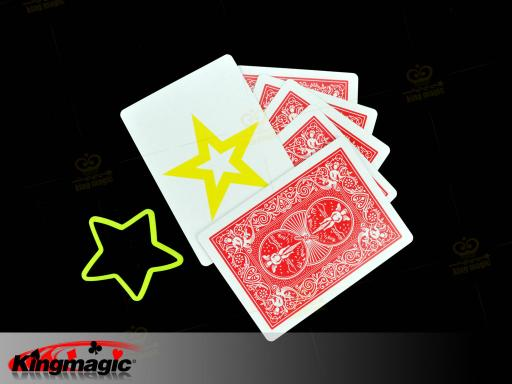 Star Rubberband Prediction Cards