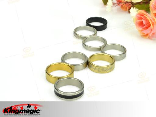 Gold PK Ring Lettering 18mm (Small)