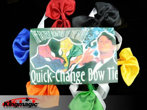 Quick-Change Bow Tie