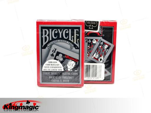 Bicycle Tragic Royalty Deck