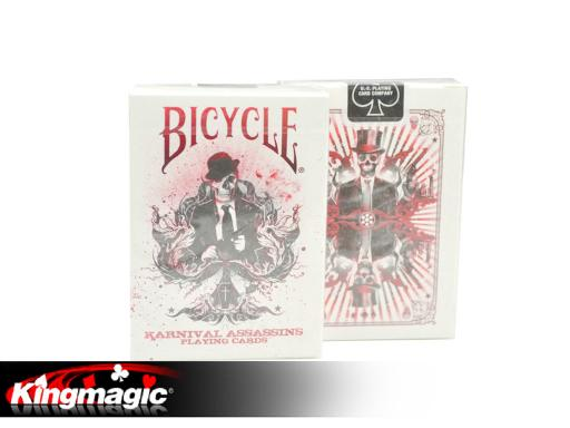 Bicycle Karnival Assassins Deck