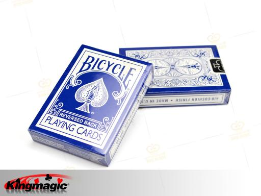 Bicycle Blue Ice Deck - MagicMakers