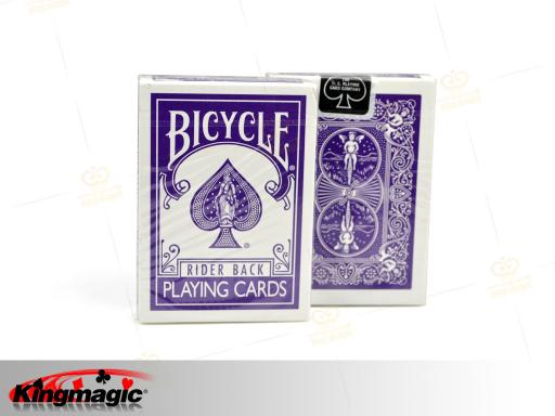 Bicycle Pastel Berry Playing Cards