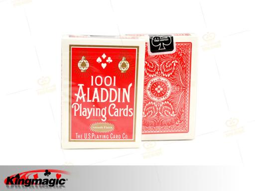 Aladdin 1001 Smooth Finish Red