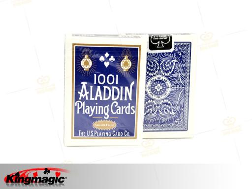 Aladdin 1001 Smooth Finish Blue