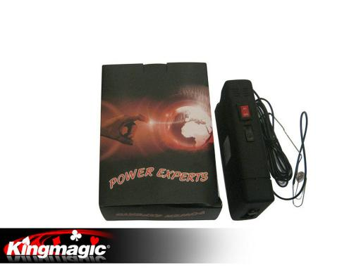 Human Power - Electric hand tuch magic