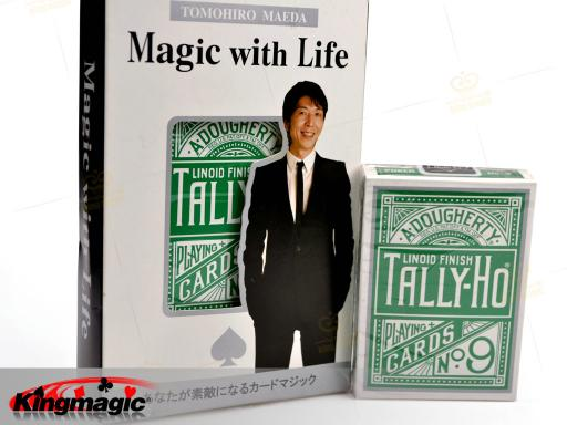 Magic With Life Tally-Ho (Green)
