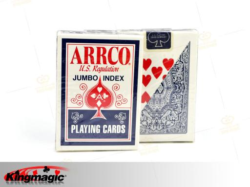 Arrco US Regulation Jumbo Index (Blue)