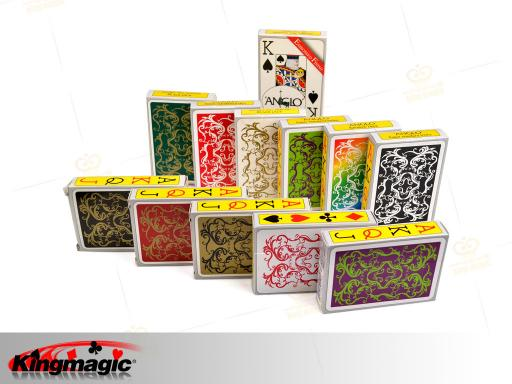 ANGLO Playing Cards Set