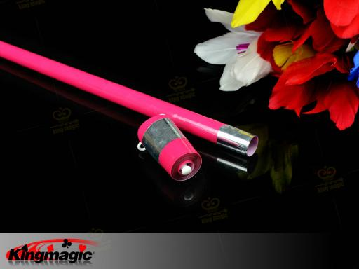 Korea Plastic Appearing Cane (Pink)