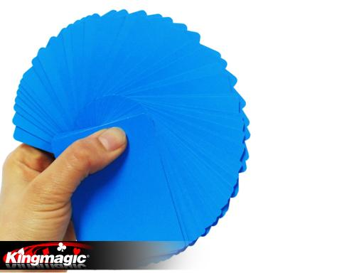 Fanning and Manipulation Cards (Bluelight)