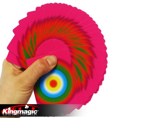 Fanning and Manipulation Cards (Color Ring)