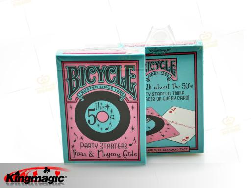 Bicycle Decades (50)