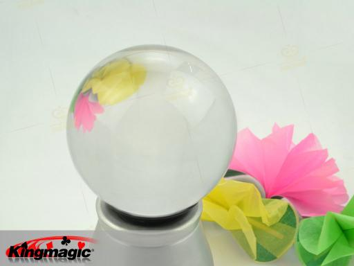 Ultra Clear Acrylic Juggling Ball (70mm)