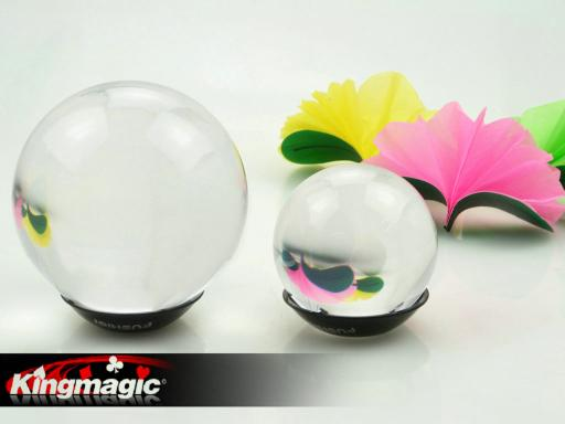 Ultra Clear Acrylic Juggling Ball (80mm)