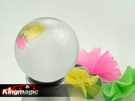 Ultra Clear Acrylic Juggling Ball (90mm)