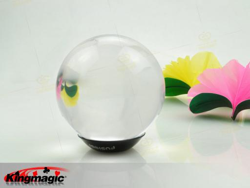 Ultra Clear Acrylic Juggling Ball (100mm)