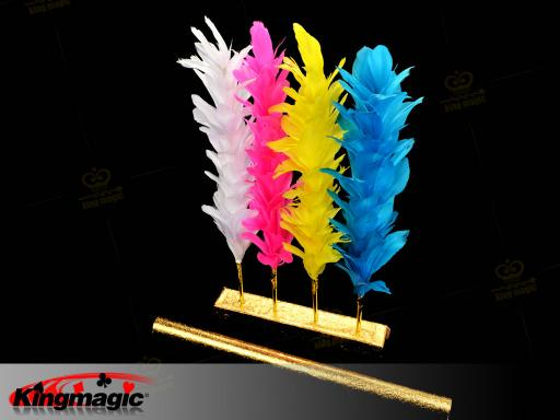 Feather Flower Duster Color Changing