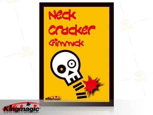 Neck Cracker gimmick